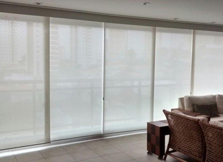 cortinas rols tela solar instalao ou sem fresta frontal